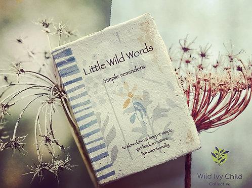 Little Wild Words