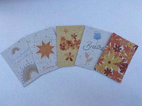 Boho Garden Gift Card Bundle