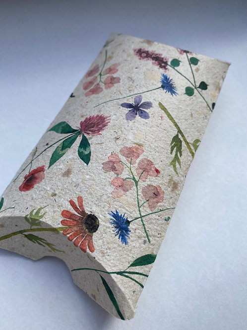 Wildflower Pillow Box set of 3