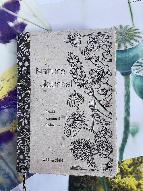 Pre order only: Nature Journal