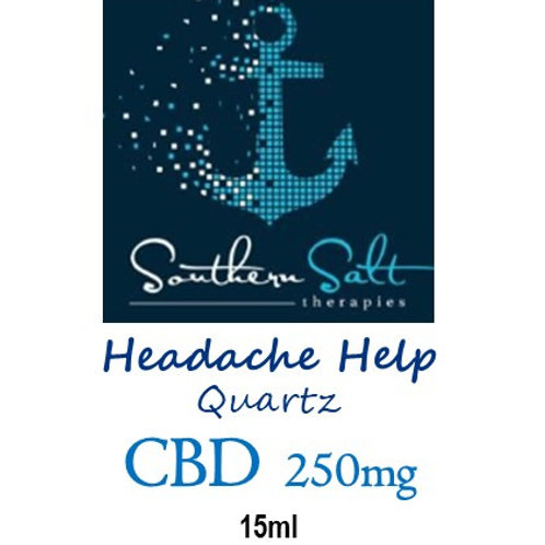 Headache Help CBD 250mg Rollon SS