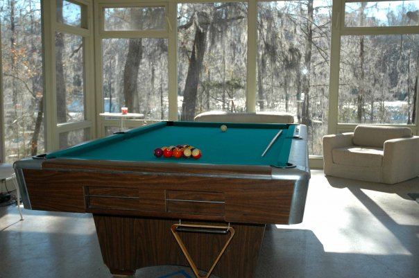 Bally Pool Table