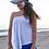 Thumbnail: Solaire Wear UPF50+ Cape - White