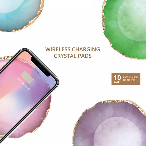 Gemstone Wireless Charging Pad