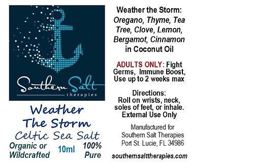 Weather The Storm Gemstone Roll On SS