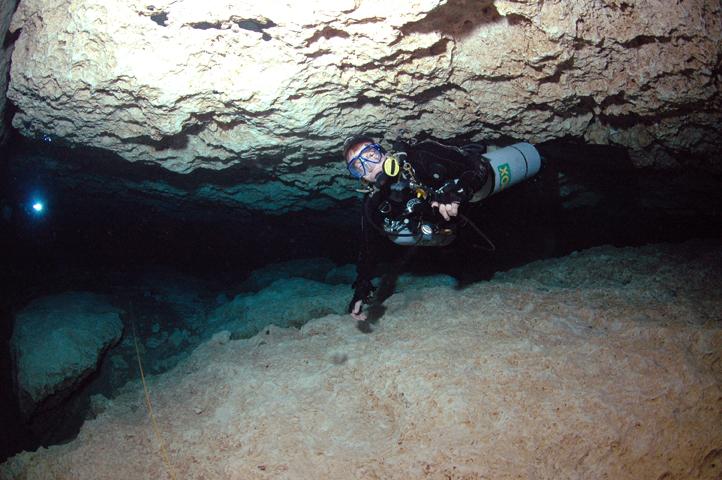 Under the ledge Jackson Blue