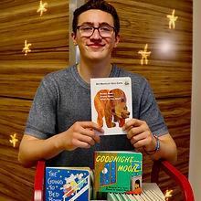 Benjamin Babies With Books (BWB) Headshot.JPG