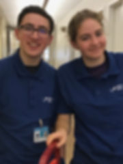 Benjamin and Sophie from the BWB Team!_e