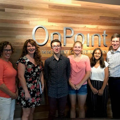 We are so excited about our partnership with OnPoint Community Credit Union!