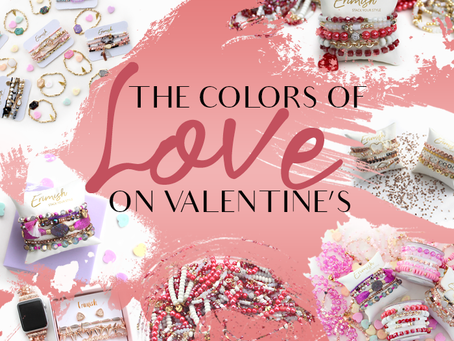 The Colors of Love on Valentine's