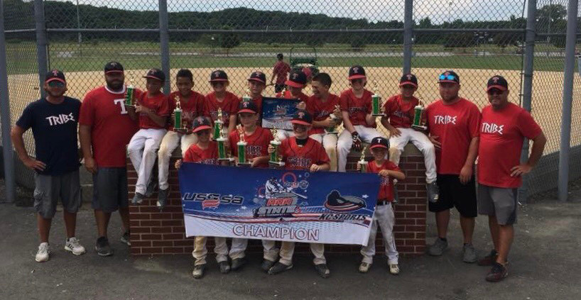 The Tribe  Photo of SWMO Tribe Baseball Team  9u AAA State Champions 2018.