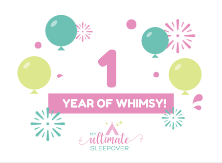 1 Year of Whimsy