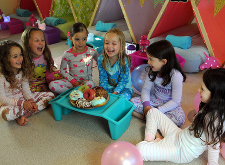 5 Party Dessert Ideas that aren't Cake!