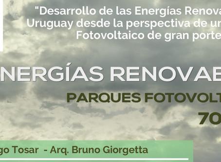 """""""Desarrollo de las Energías Renovables en Uruguay"""""""