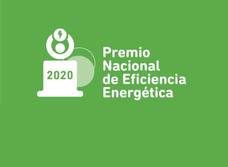 Prórroga: Premio Nacional de Eficiencia Energética