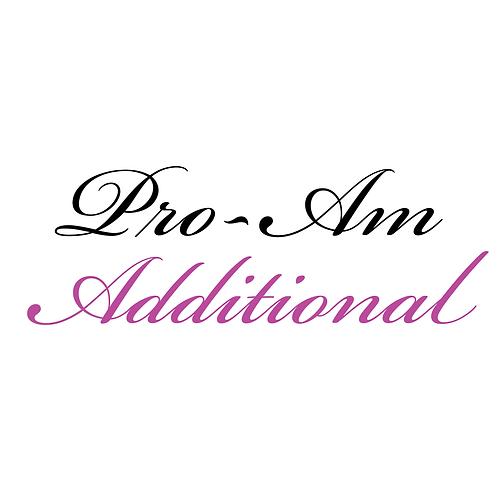 Pro-Am Additional