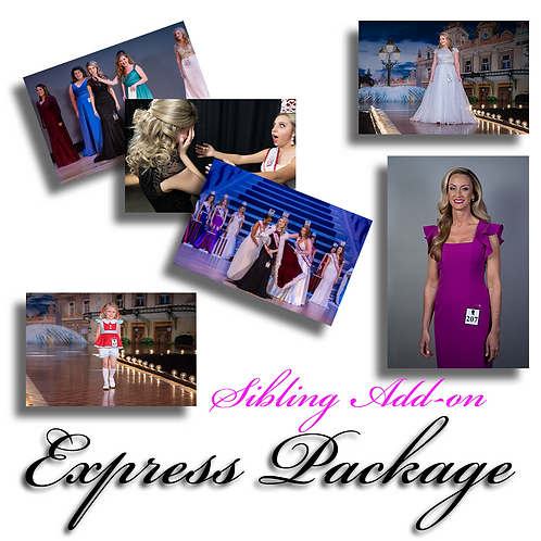 Sibling Add-on Express Package