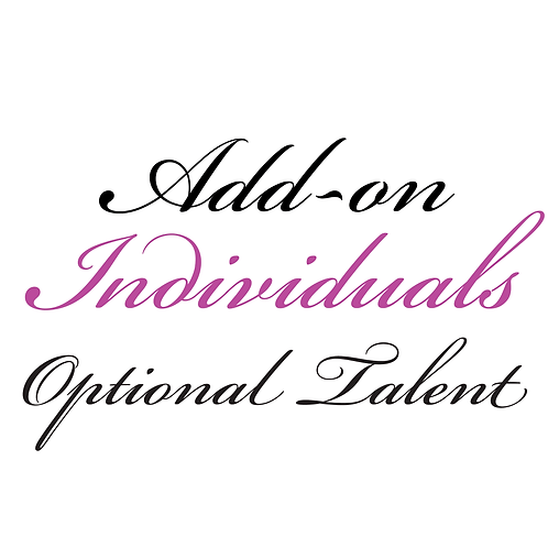 Individual Add-on for Optional Talent