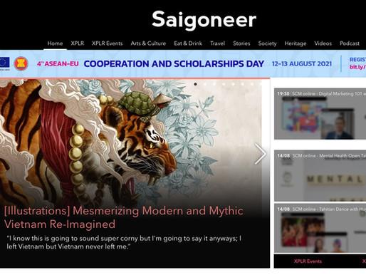 Saigoneer Article
