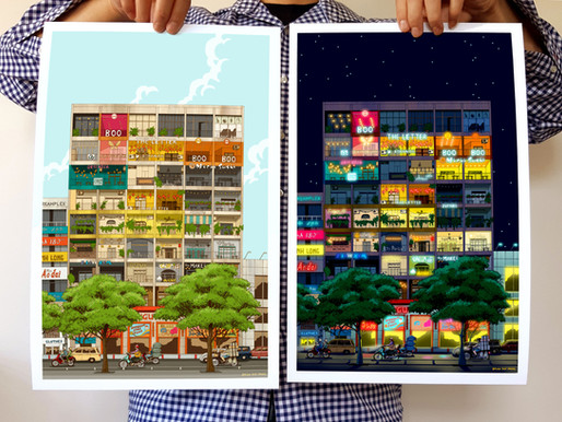 42 Nguyen Hue prints available now!