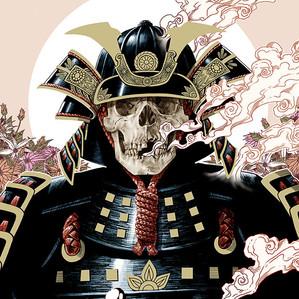 The Ghost of a Samurai
