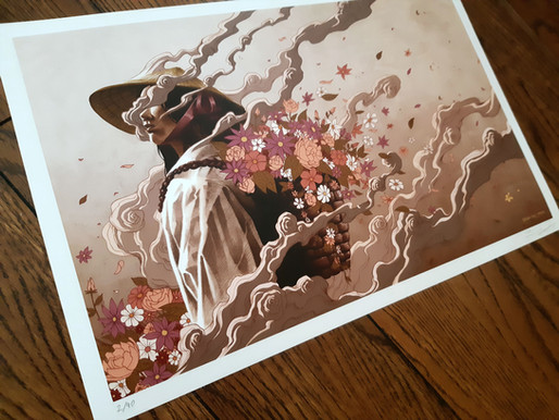 New limited edition prints are available now!