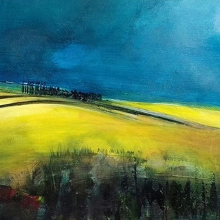 Rapeseed Fields, Whitby