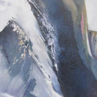 Aiguille du Midi (detail)