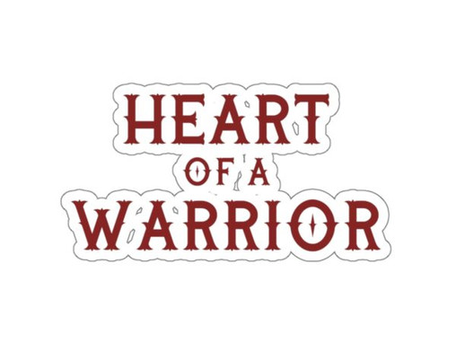Heart Of A Warrior ~ An Inspirational Woman