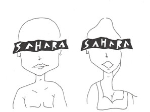 MUSIC: SAHARA ARE AN INDIE BOMBSHELL AND THEY'VE JUST GRACED US WITH THEIR DEBUT EP