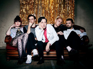 MUSIC: LIVE: BABY STRANGE AND WHITE OUTDO THEMSELVES AS O2 ABC HEADLINERS