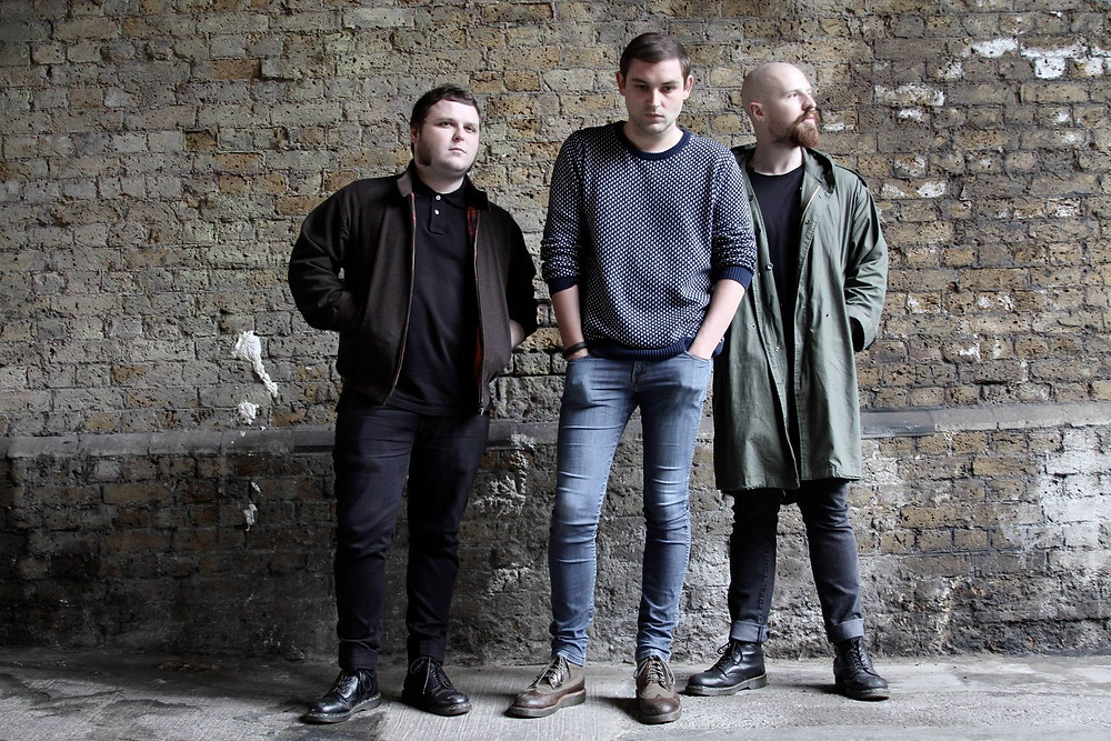The Twilight Sad. Photo by Nicola Collins (Taken from The Twilight Sad official Facebook page)