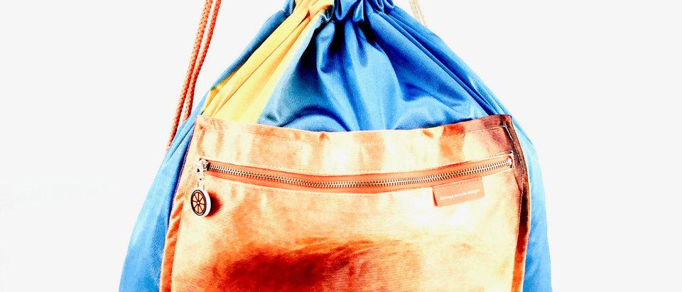 Retro Banner Swag bag