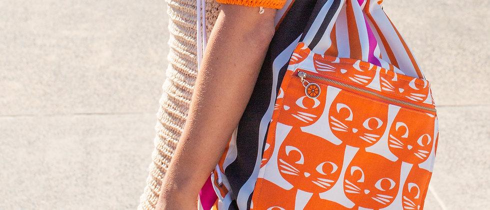 Drawstring bag custom made