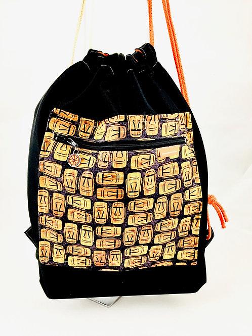 Tiki swag bag