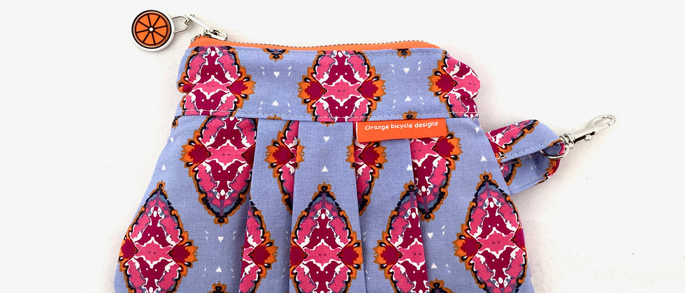 Colourful Boho Retro Hand Made Purse