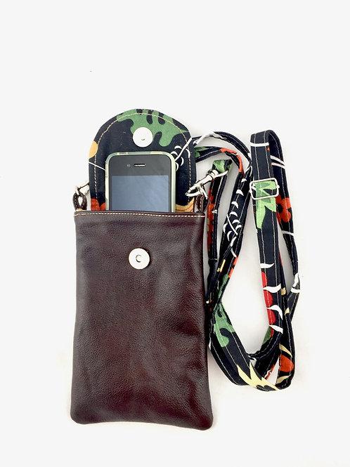 Filigree Brown Phone Case