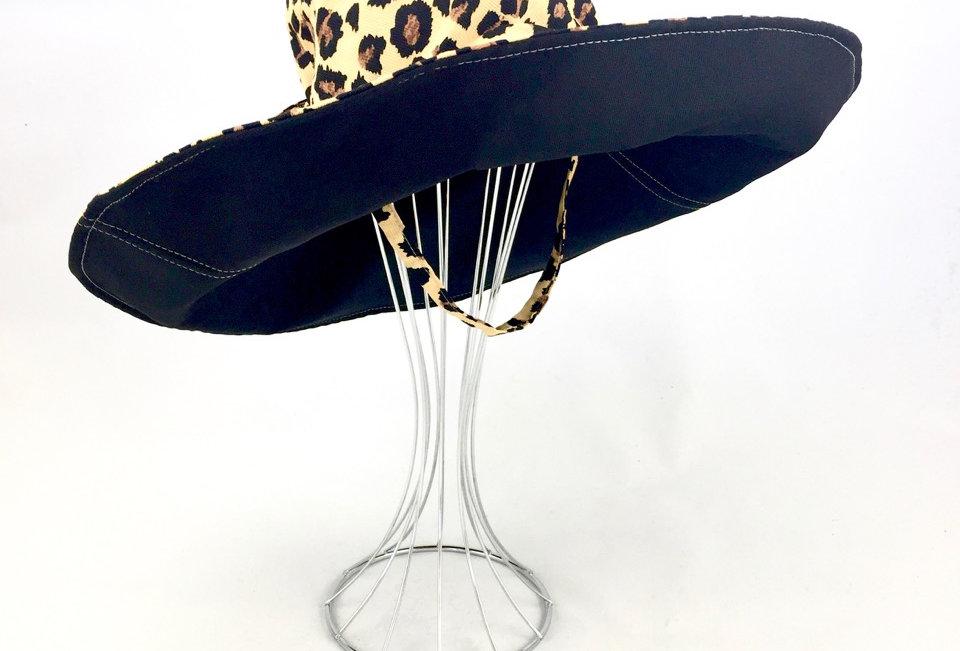 Reversible Retro Boho Colourful Sun Hat
