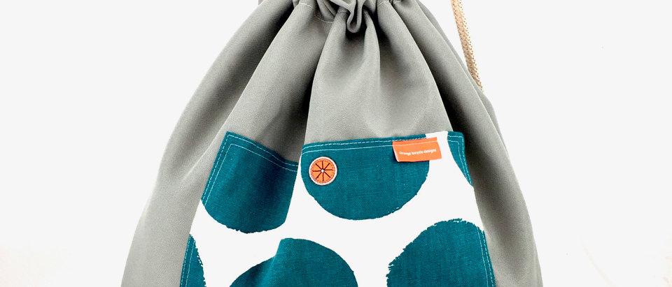 Colourful Boho Swag Bag