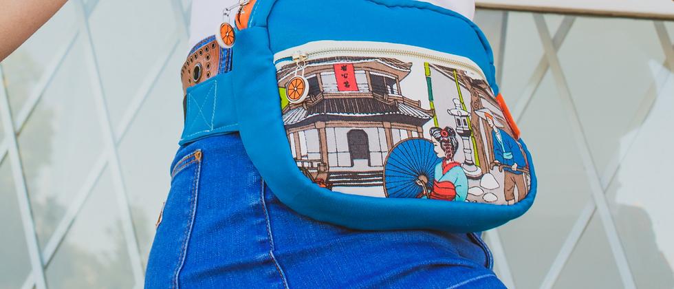 Bum bag custom made