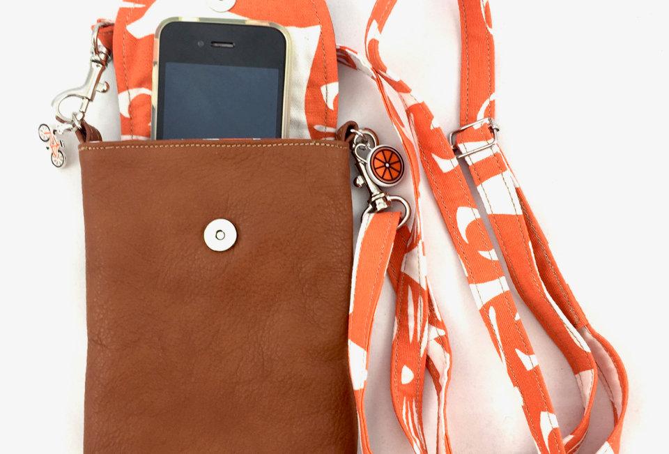 Retro Leather Phone Case