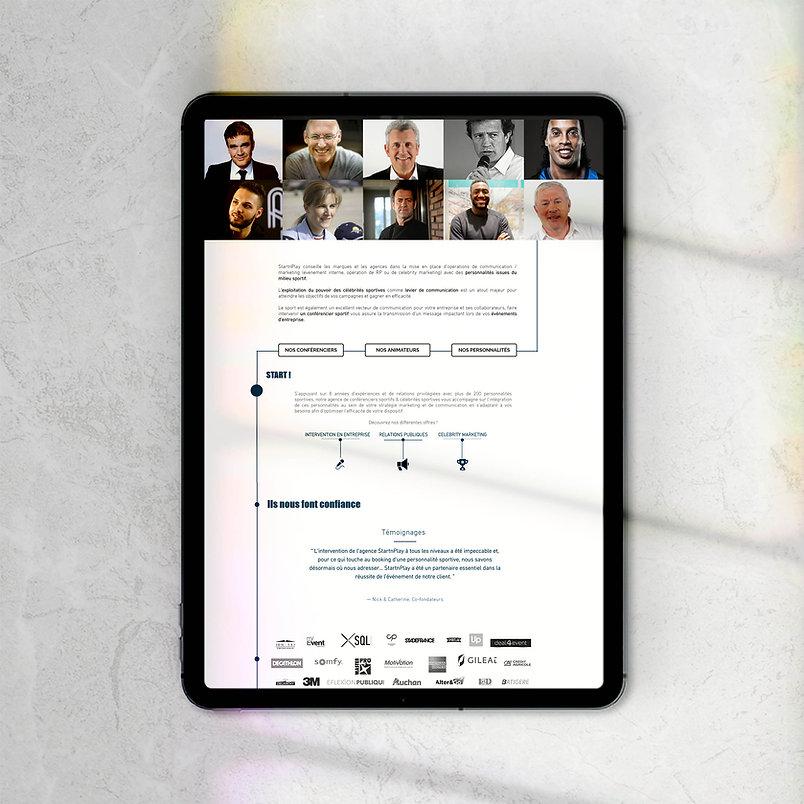 Webdesign startnplay2