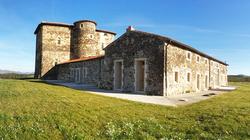 Aménagement d'une maison fortifiée
