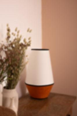 Dendelion Editions - Centaurée Lampe à poser velours