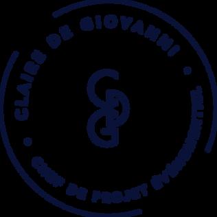 Logo Claire de Giovanni