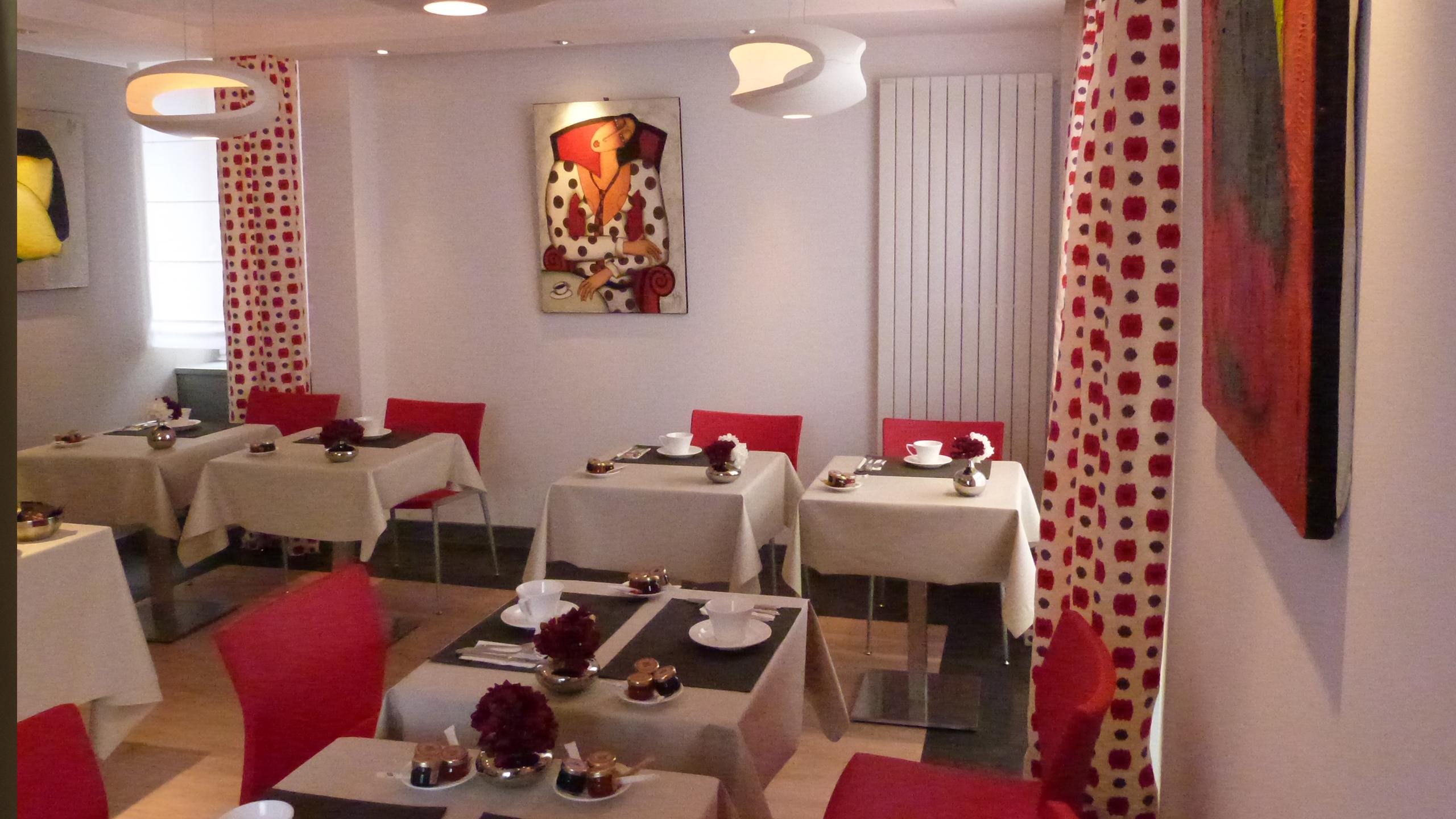 Rénovation restaurant d'entreprise