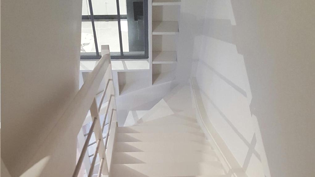 Création d'un duplex