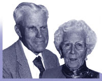 Lloyd and Mary Anderson