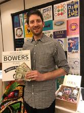 Howard Bowers Fund Silent Auction participant