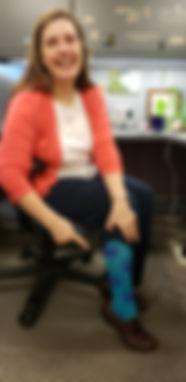 Margaret in Twin Pines sox.jpg